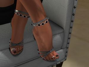 sneak peek feet